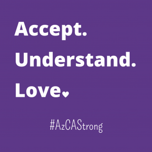 AzCA Strong Shirt Campaign